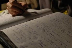 huishoudboekje aantekeningen rekenen