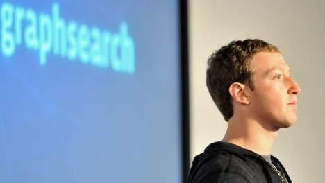 Facebook Graph Search_Mark Zuckerberg
