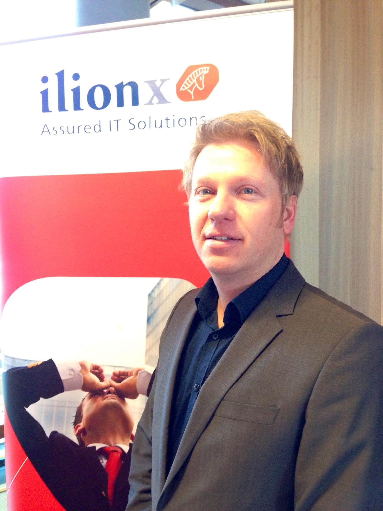 Paul van Geelen - Unit Manager Information Management