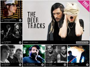 Twitter komt met muziekapp - Emerce