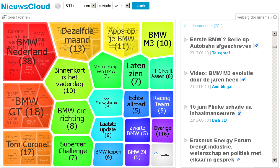 NieuwsCloud BMW 2 - 7 dagen - Finchline