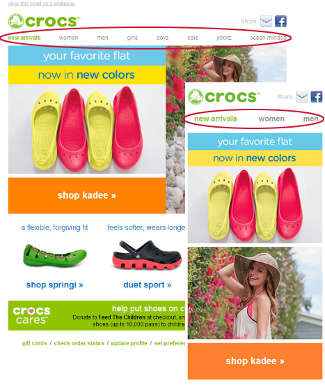 crocs-before-after