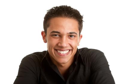 Pacific Islander with a Big Smile