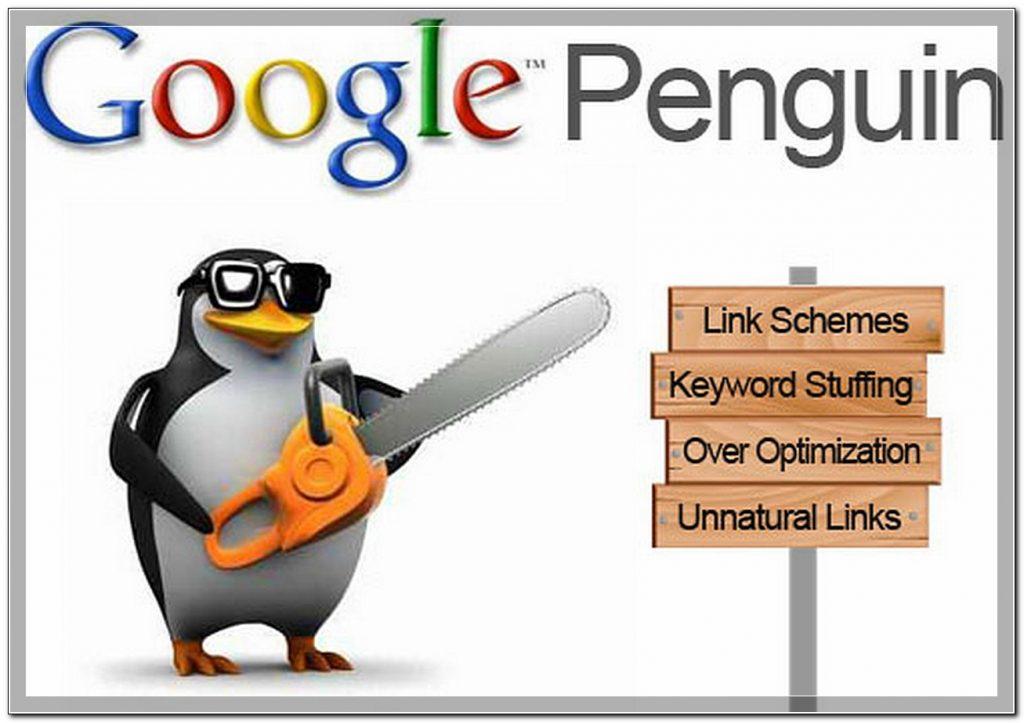 google-penguin-herstel
