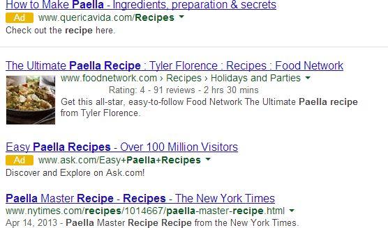 Google nieuwe advertenties