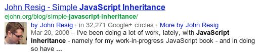 google-snippet