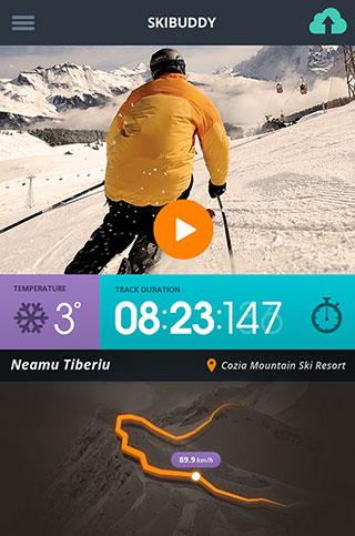 ski buddy app