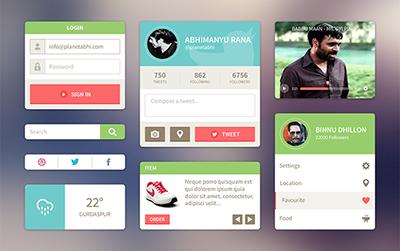 Webdesign trends 2014: het web gaat eindelijk los