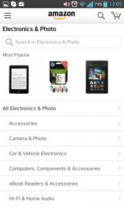 Amazon app 1