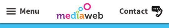 mediaweb mobile menu