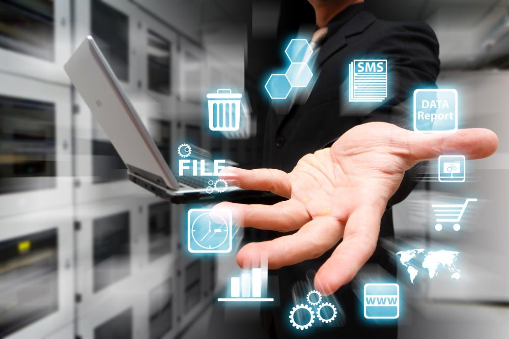 Big Data Een Van De Hoekstenen Van De Digitale