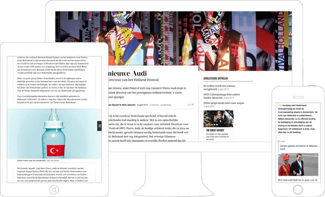 05_Volkskrant ultieme digitale leeservaring door Soda Studio