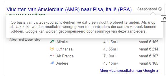google.nl-flights-kleine-lettertjes