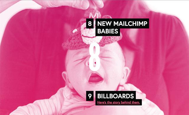 Mailchimp jaarverslag