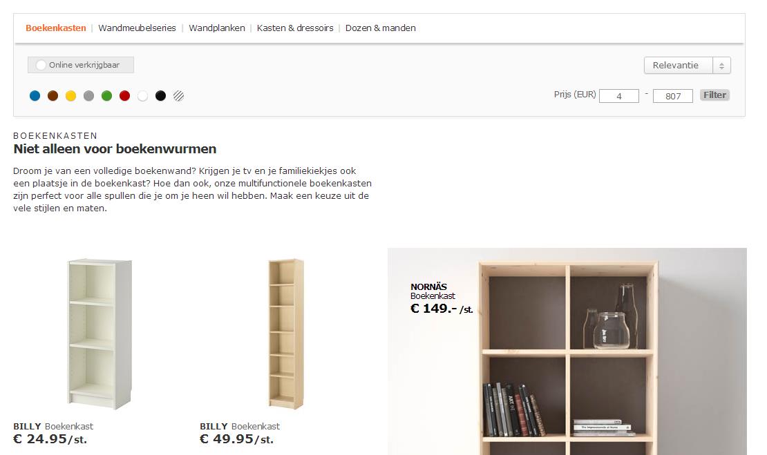 Ikea Küchen Inneneinrichtung ~ De afmetingen, na het uiterlijk toch de belangrijkste eigenschap van