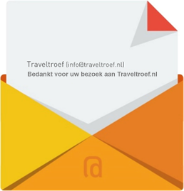 E-mail Traveltroef