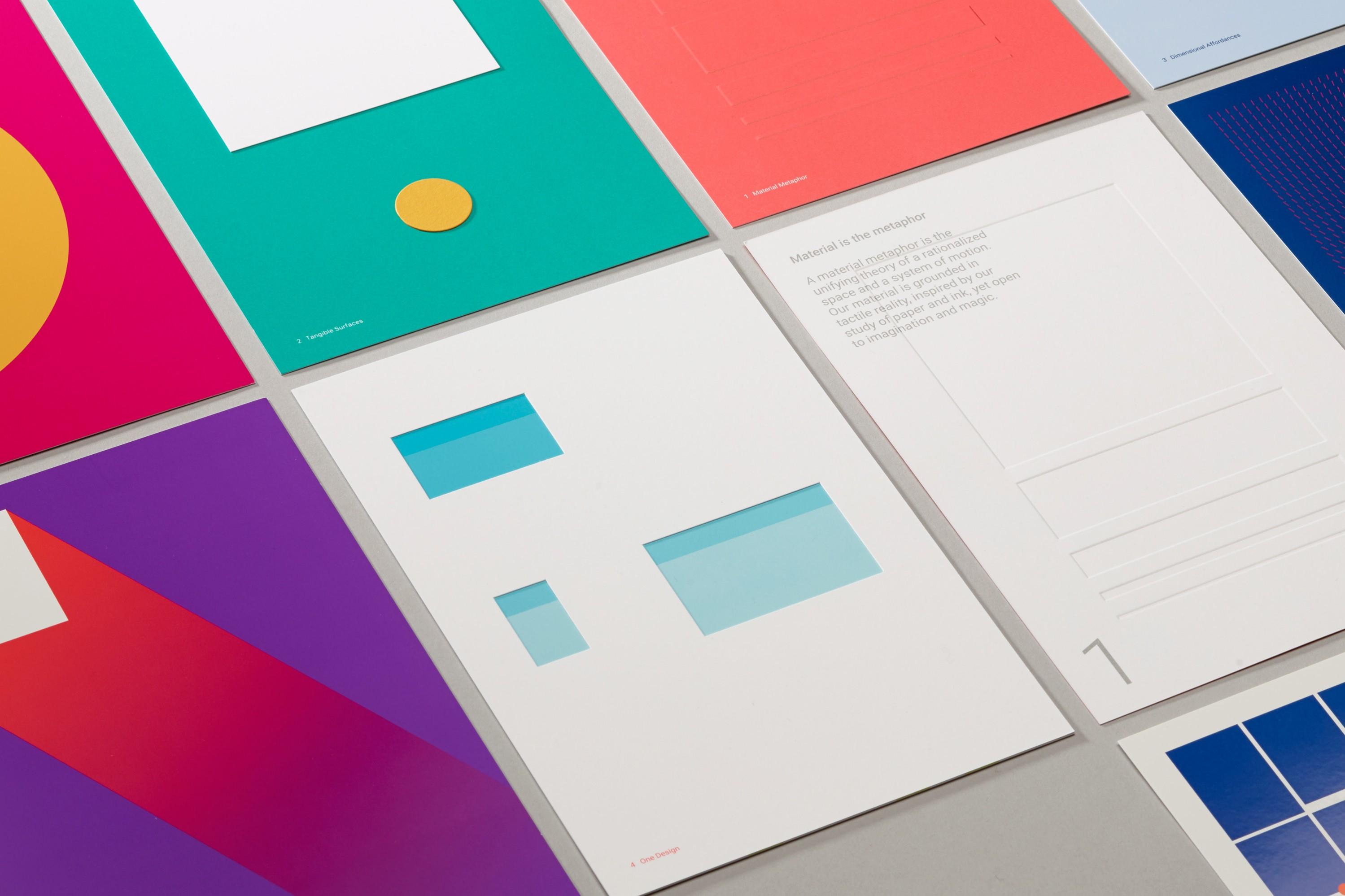 Google's Material Design