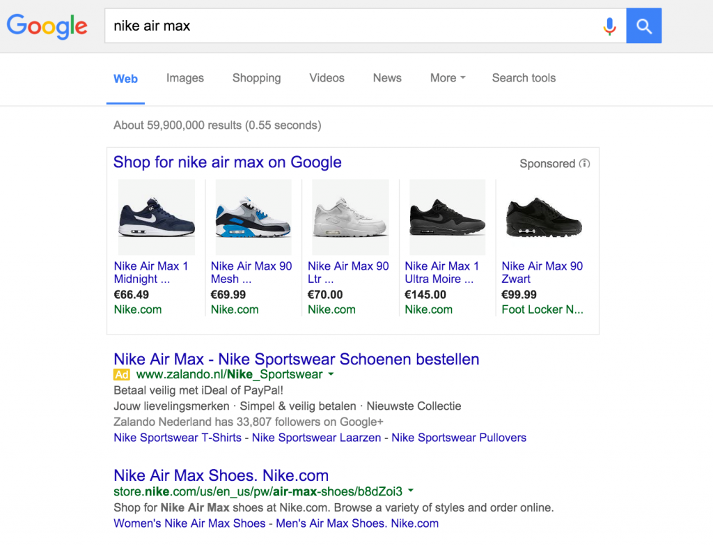 Tam Tam 1 - Nike air max