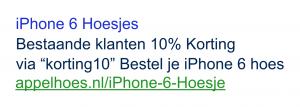 Tam Tam 1 - iPhone 6 hoesjes