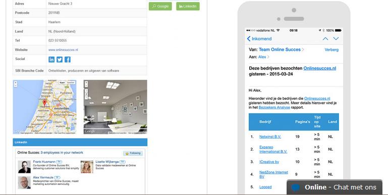 live-chat-voorbeeld