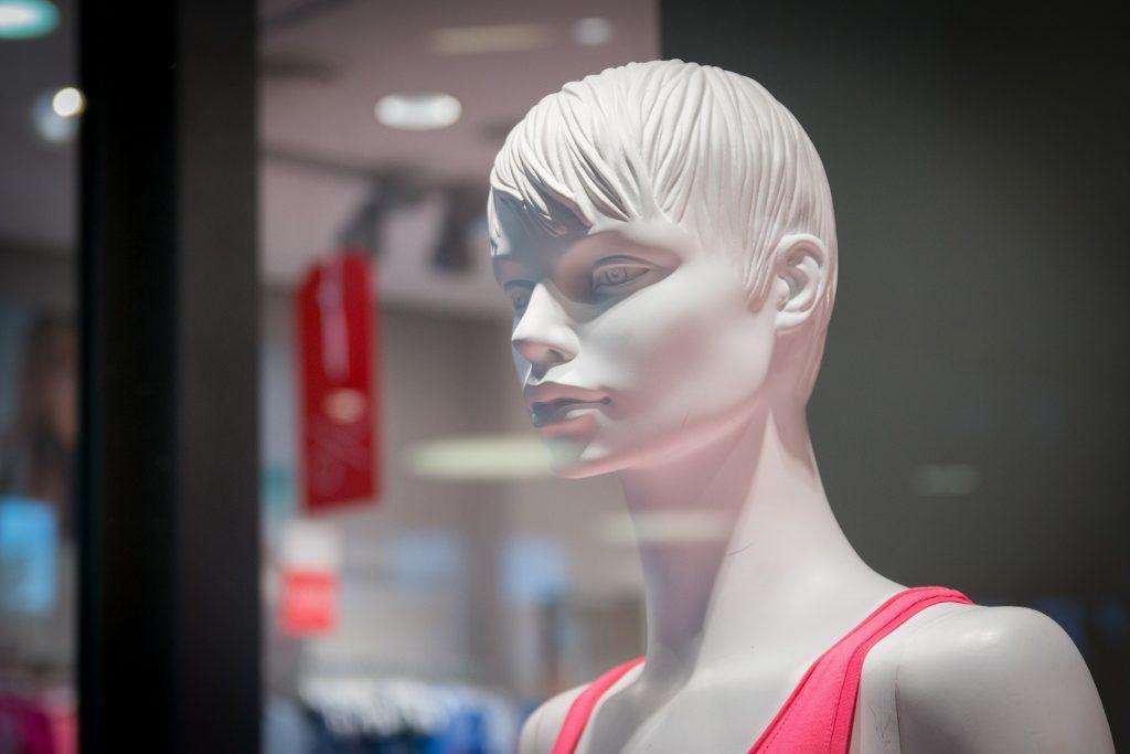 Voorgesteld Beeldmateriaal #3 (Mannequin)