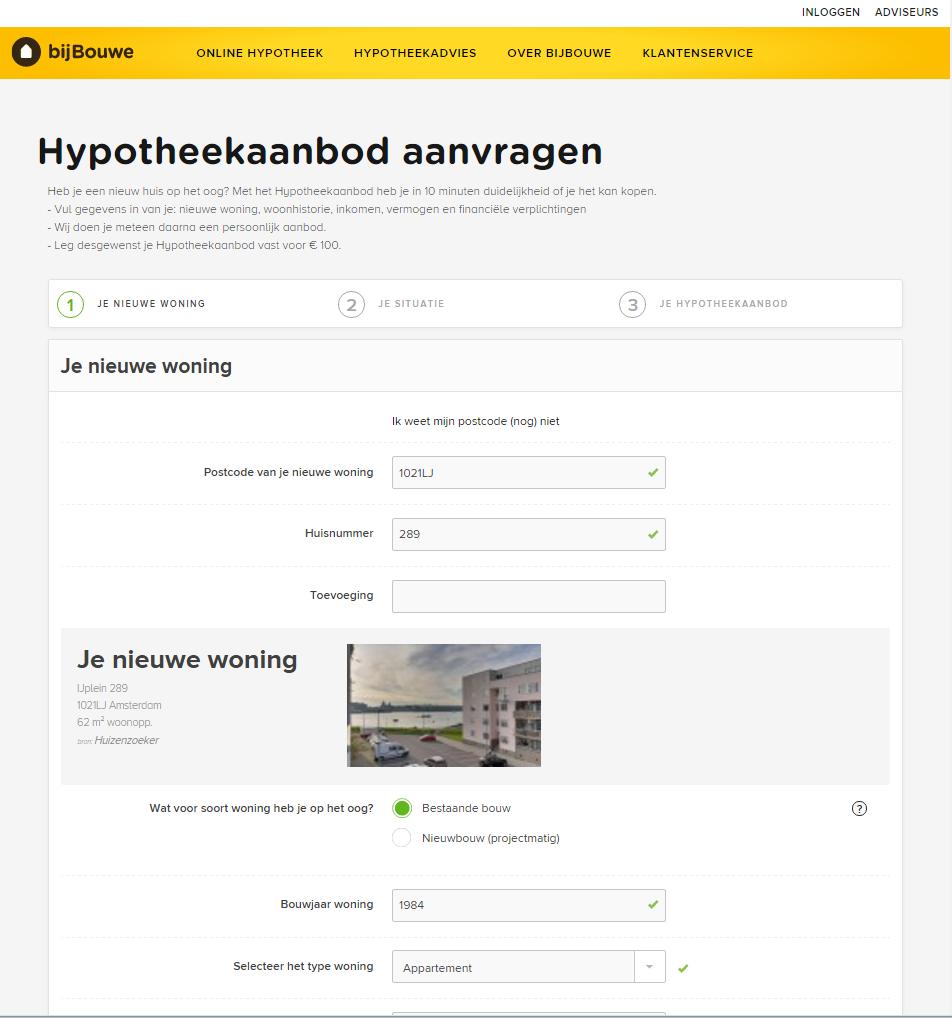 bijBouwe-online-hypotheek-hypotheekadvies-finno-starthypotheekaanbod