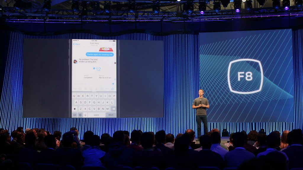 Spannende apps Facebook Messenger - Maurizio Pesce