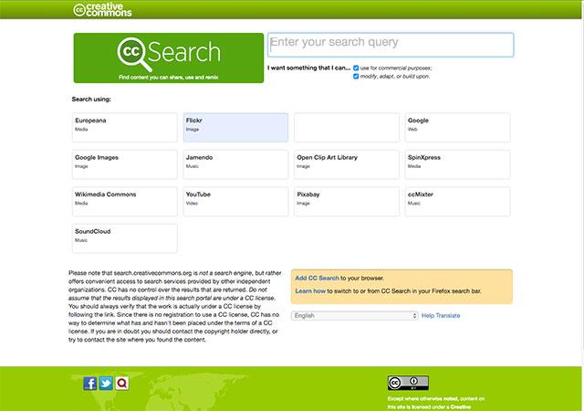 creative-commons-afbeeldingen-zoekmachine