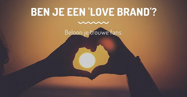 'Love brand'