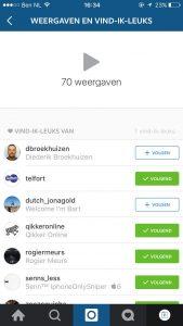 Video views Instagram