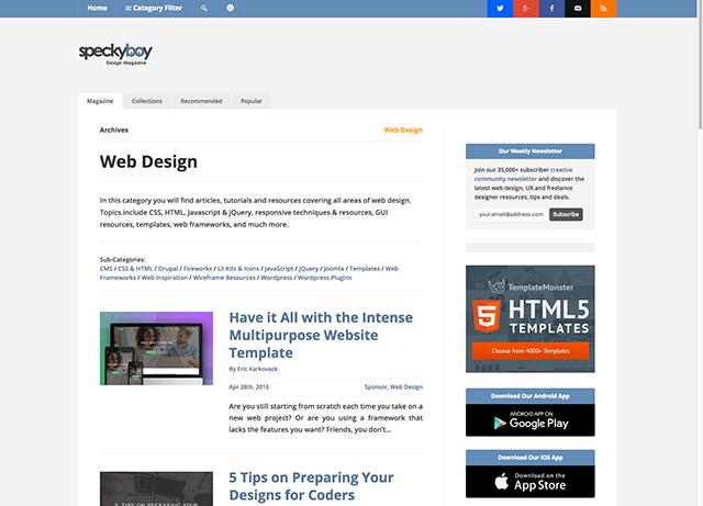 webdesign-inspiratie-site-speckyboy