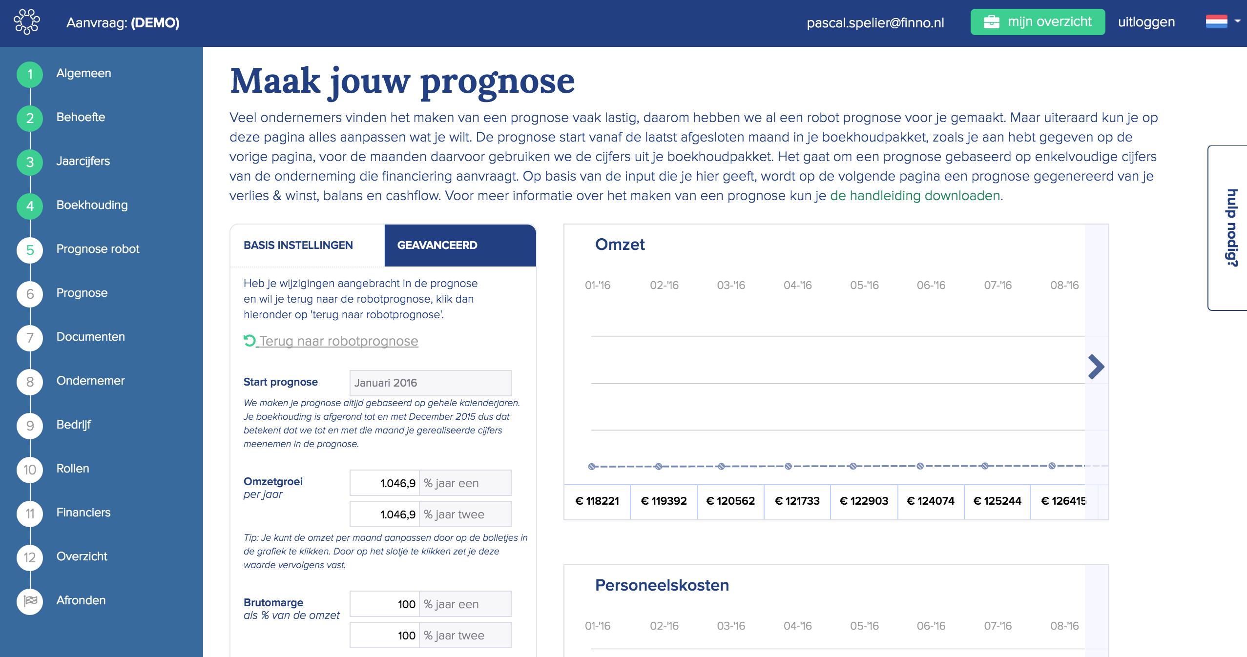 LoanStreet-ondernemersplan-finno