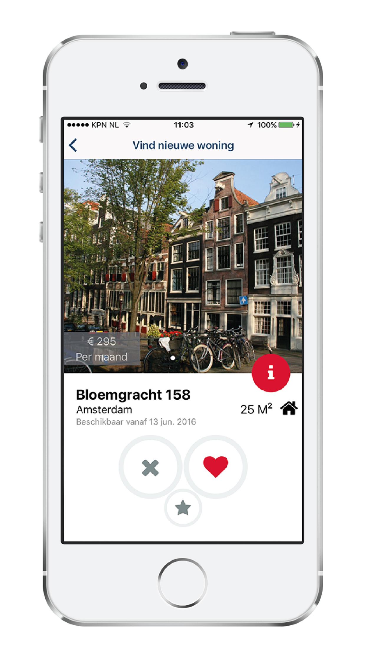 RoomEasy iOS werk