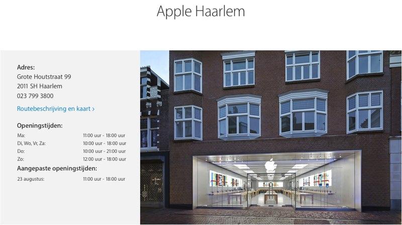 apple-haarlem-nieuw