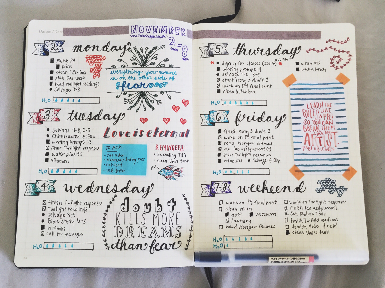 Megarainbowdash2000 S Journal: Bullet Journal: Notitieboekje 3.0