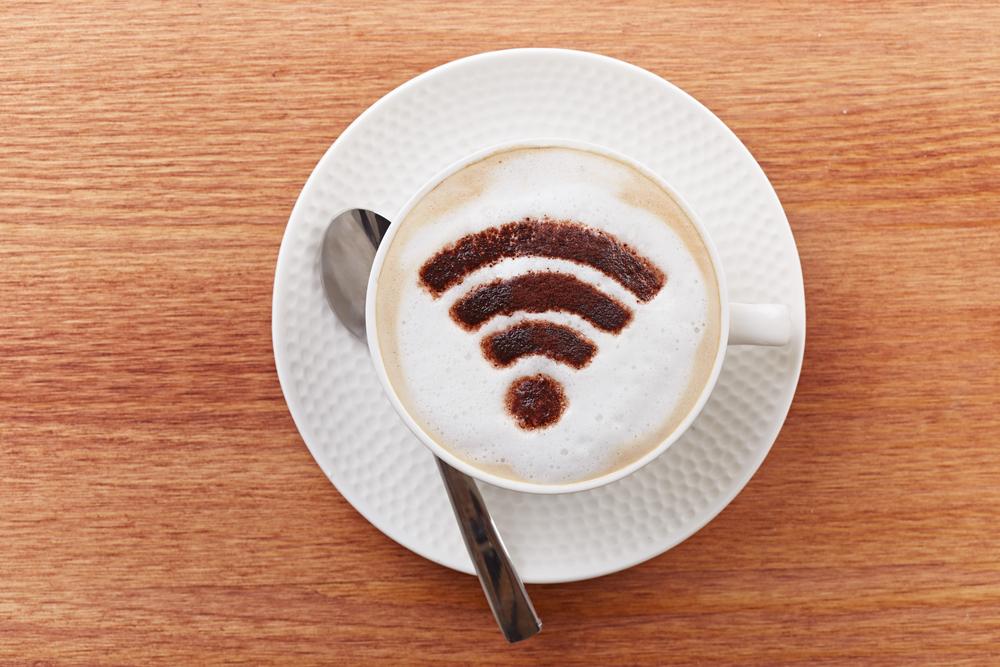 ZZP'er neemt risico's met onveilige wifi-hotspots