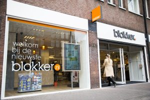 Blokker Bilderdijkstraat Amsterdam