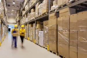 Ordermanagement: een warehouse