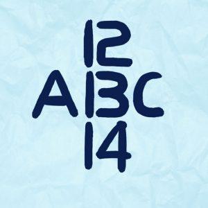 B of 13