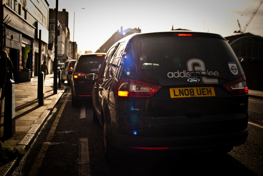 Car Hire Lee London