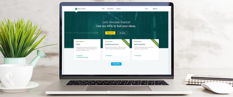 ABN opent portal voor ontwikkelaars - Emerce
