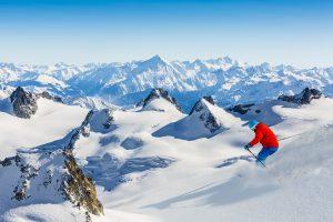 Chamonix, Franse Alpen
