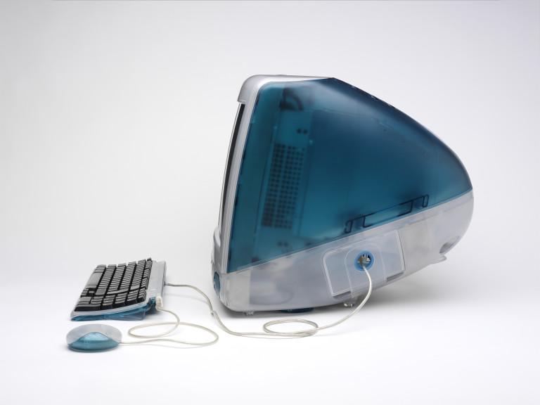 apple jarig Apple eert 20 jarige iMac: 'She comes in colors ev'rywhere'   Emerce apple jarig