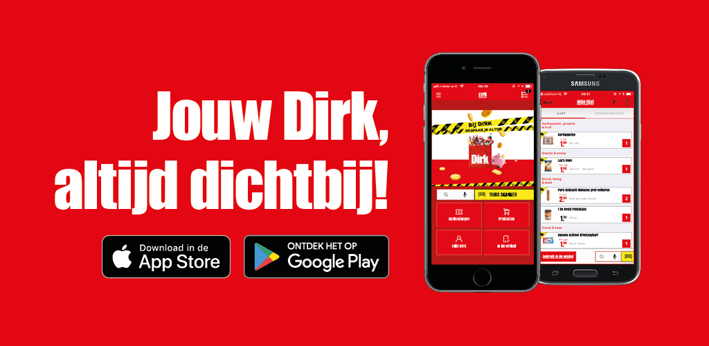 Dirk Introduceert De Dirk App Emerce