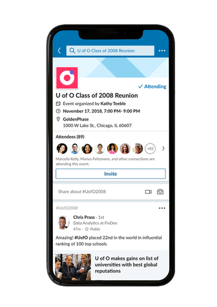 Online Marketing Nieuws week 47 | Succesfactor.nu | Evenemententool LinkedIn