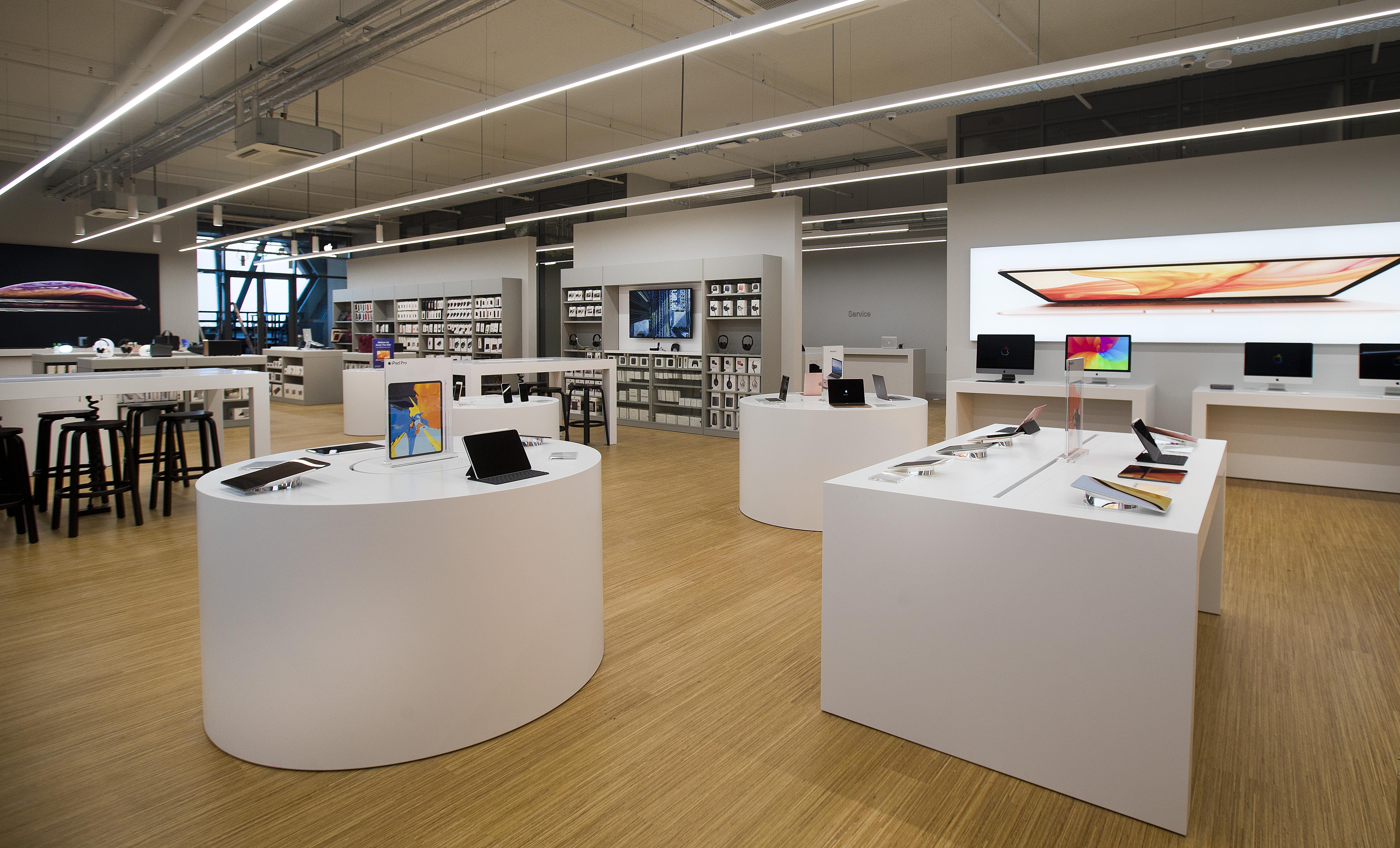 2865f5ba83f Na de overname van iCentre in maart 2017 werd Amac in een klap de grootste  Apple Premium Reseller van Nederland. En nu dus met de grootste  onafhankelijke ...
