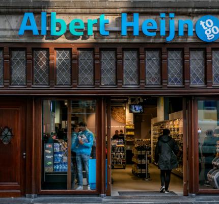 Albert Heijn Digitaliseert De Toeleveringsketen Met Blockchain Emerce