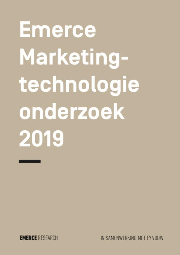 Het Emerce Martech-onderzoek 2019: Stijgende Marketingtechnologie budgetten. Aan welke tools worden die uitgegeven?