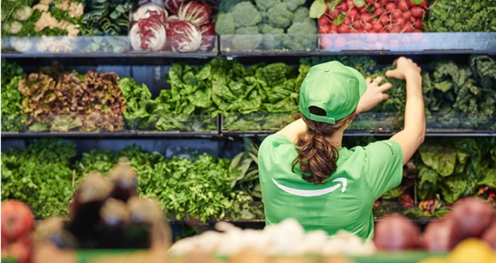 Amazon opent eerste kassaloze supermarkt