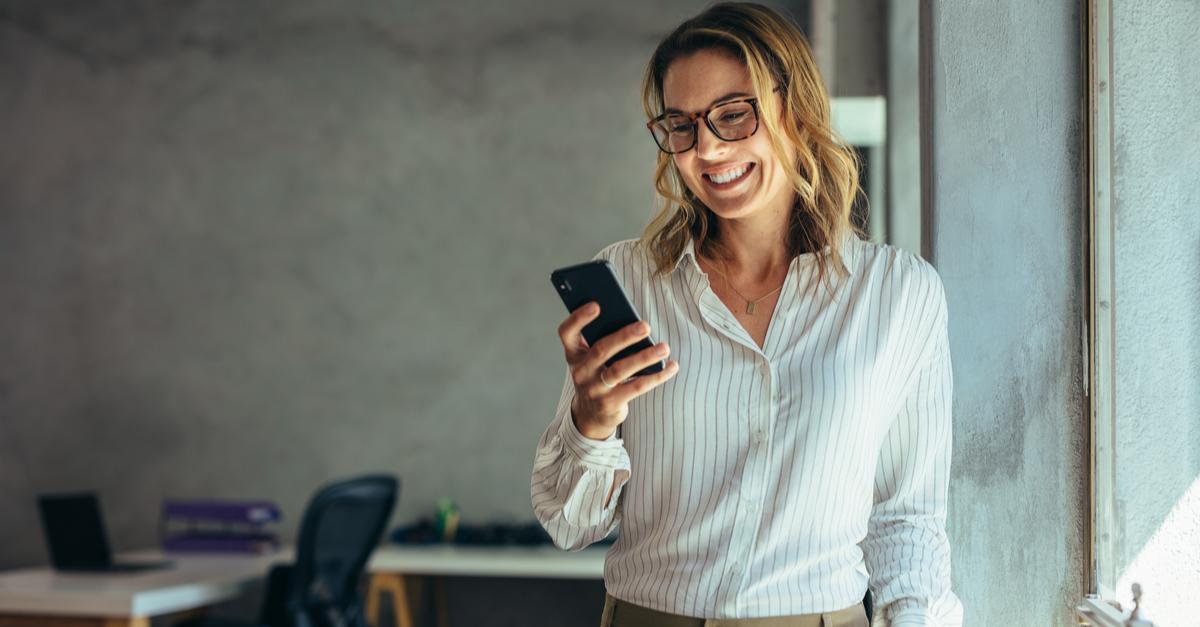 Mobiele technologie in retail